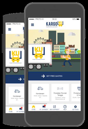 kargoku apps