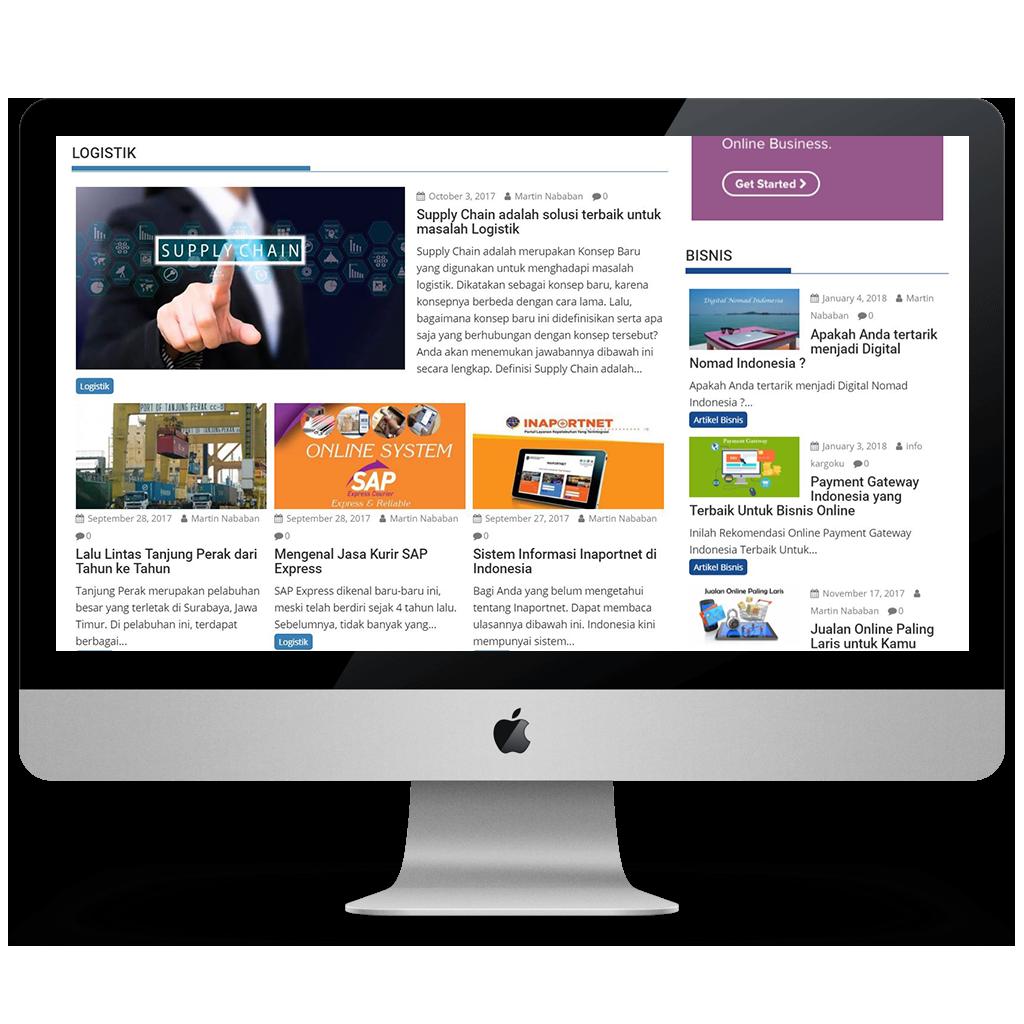 transpedia media logistik